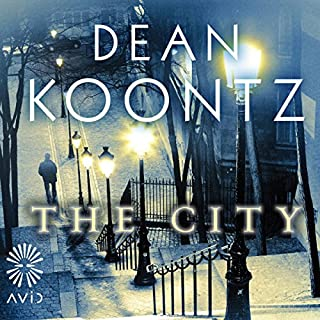 The City                   By:                                                                                                                                 Dean Koontz                               Narrated by:                                                                                                                                 Korey Jackson                      Length: 13 hrs and 10 mins     22 ratings     Overall 4.2