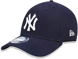 BONE 3930 NEW YORK YANKEES MLB ABA CURVA MARINHO NEW ERA