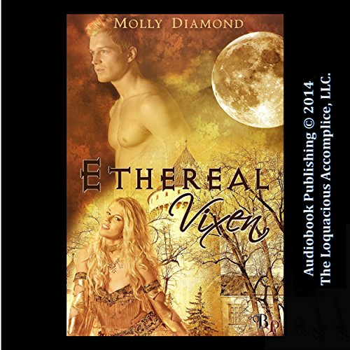 Ethereal Vixen audiobook cover art