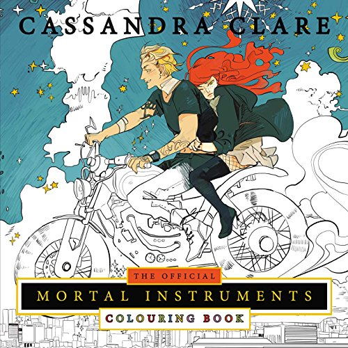 The Mortal Instruments. Colouring Book (Colouring Books)