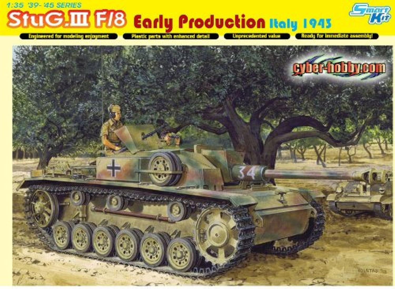 Dragon 500776620 - 1 35 Sturmgeschütz III Ausführung F 8 Early Production, Modellbau