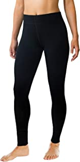 WoolX Nora Heavyweight Merino Wool Base Layer Leggings