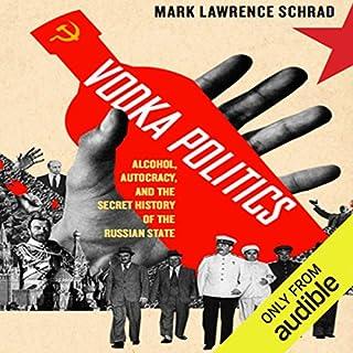 Vodka Politics audiobook cover art