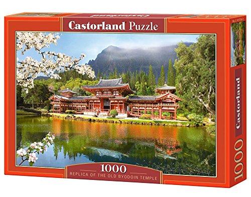Castor 101726 - Tempio Byodoin in Uji Kyoto, Giappone - Puzzle 1000 Pezzi