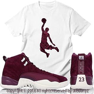outlet store 40c2d eb6f9 Heren  kleding CUSTOM T SHIRT Air Jordan 1 Retro High OG GAME ROYAL  matching TEE JD ...