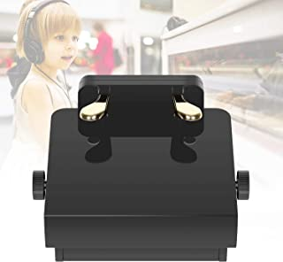 Neewer Adjustable Piano Pedal Extender Bench for Kids, 5-7.5