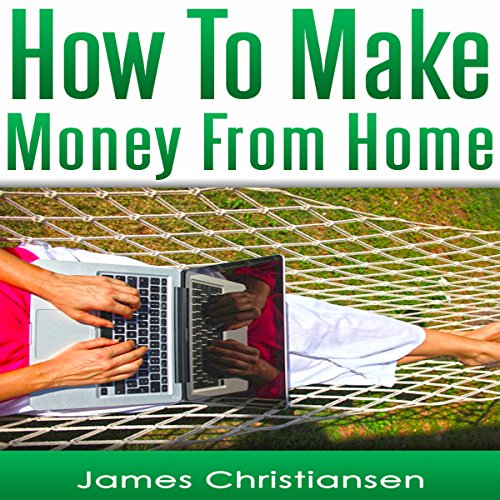 Make Money from Home audiobook cover art