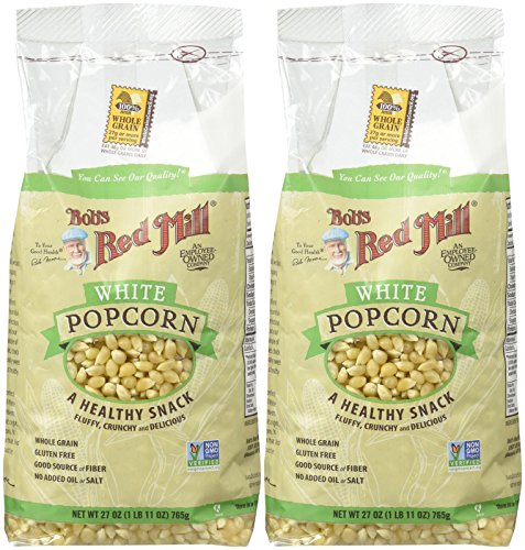 Check Out This Bob's Red Mill White Popcorn - 27 oz - 2 pk
