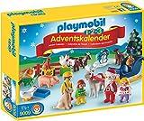 """Playmobil 1.2.3 """"Weihnacht auf dem Bauernhof"""" - 9009 - Adventskalender - 2016"""