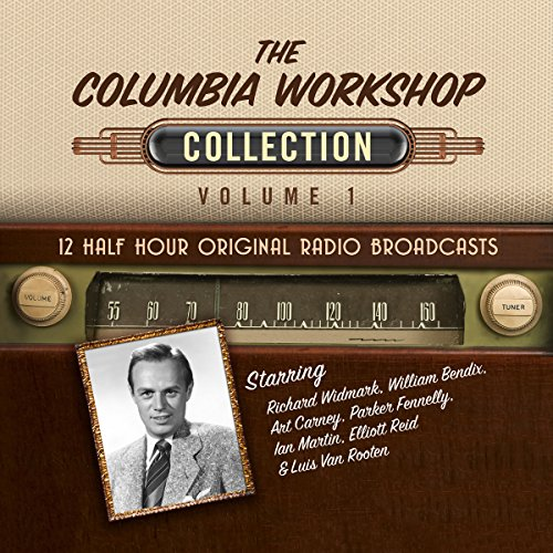 The Columbia Workshop, Collection 1 cover art