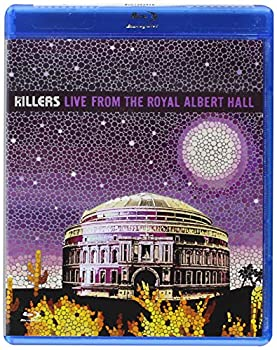 The Killers  Live from Royal Albert Hall [Blu-ray]