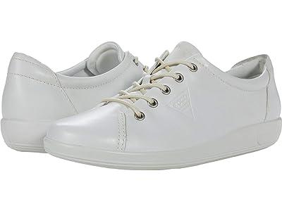 ECCO Soft 2.0 Tie Sneaker Women