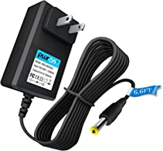 PwrON AC to DC Adapter Compatible with Sony SRS-XB40 SRSXB40 Portable Bluetooth Wireless Speaker SRS-XB40/BLK SRSXB40/BLK SRS-XB40/BLUE SRSXB40/BLUE SRSXB40/RED SRS-XB40/RED Power Supply Charger