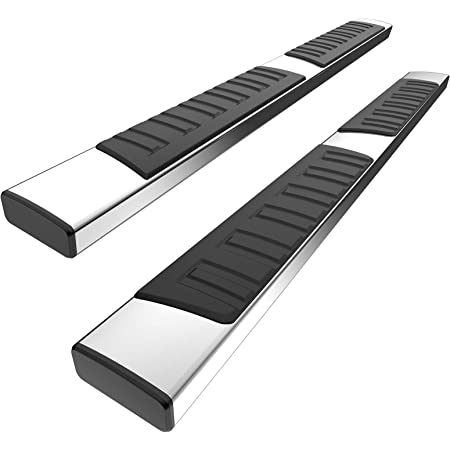 YITAMOTOR 6 inches Running Boards Compatible with 2009-2018 Dodge Ram 1500 Crew Cab, 2010-2021 Ram 2500/3500 Side Step Nerf Bars Side Bars (Including 2019-2022 Classic)
