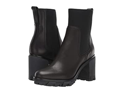 rag & bone Shiloh High Heeled Boot (Black) Women