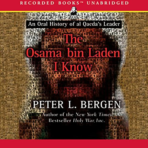 The Osama bin Laden I Know audiobook cover art