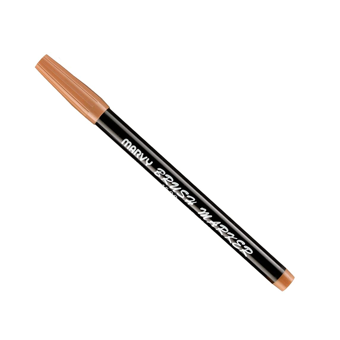Uchida Of America 1500-C-44 Brush Marker, Light Brown
