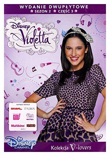 Violetta Season 2 part 3 [2DVD] [Region 2] (Keine deutsche Version)
