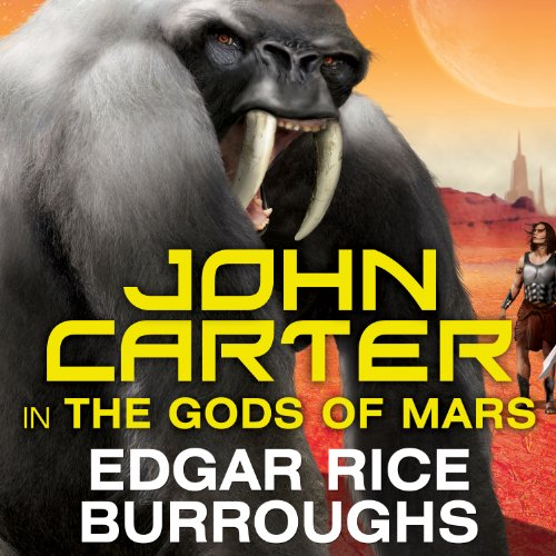 The Gods of Mars     Barsoom Series, Book 2              By:                                                                                                                                 Edgar Rice Burroughs                               Narrated by:                                                                                                                                 Scott Brick                      Length: 8 hrs and 43 mins     26 ratings     Overall 4.2