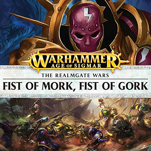 Fist of Mork, Fist of Gork cover art