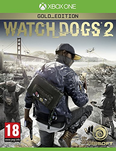 Watch_Dogs 2 - Gold Edition - [Xbox One] - [AT-PEGI]