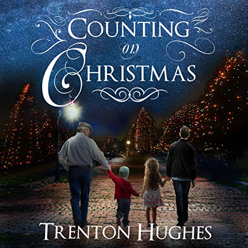 Counting on Christmas audiobook cover art