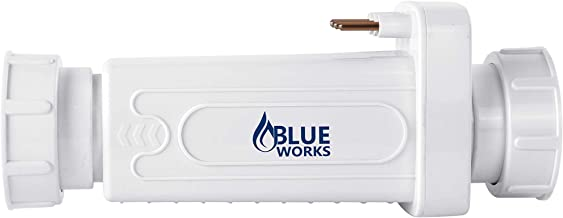 BLUE WORKS Replacement Salt Cell for Autopilot Pool Digital Chlorine Generator RC | 2 Year Full Warranty | Compatible Replacement for Autopilot Systems (35,000 Gallon)