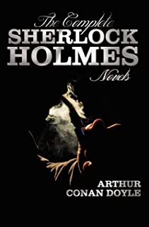 The Complete Sherlock Holmes Novels - Unabridged - A Study In Scarlet, The Sign Of The Four, The Hound Of The Baskerville...