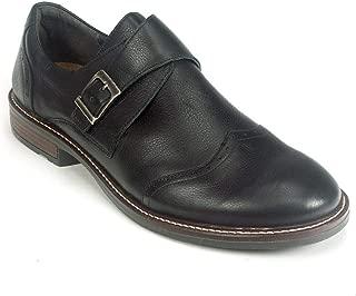 Evidence Soft Black Leather 42 (US Men's 9)