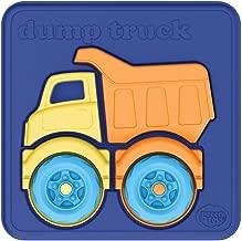 Green Toys Dump Truck Puzzle (4 Piece)