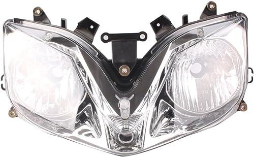 popular Mallofusa Motorcycle Headlight Headlamp Fits for Honda new arrival CBR 600 F4 wholesale F4i 2001-2007 online sale