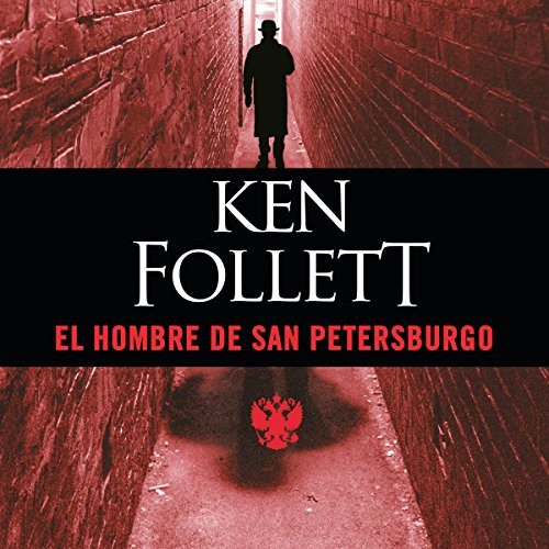 El hombre de San Petersburgo [The Man from St. Petersburg] audiobook cover art