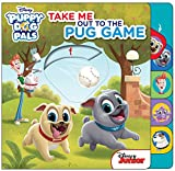 Disney Puppy Dog Pals: Take Me Out to the Pug Game