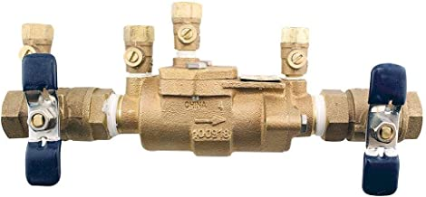 Febco 3/4 in. Bronze Double Check Valve Assembly-3/4 850