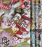 GATE7 コミック 1-4巻セット (ジャンプコミックス)