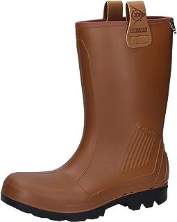 Dunlop Protective Footwear (DUNZJ) Dunlop Purofort Rig-air Full Safety, Bottes & Bottines de sécurité Mixte Adulte