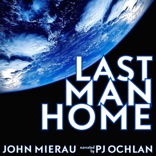 Last Man Home audiobook cover art