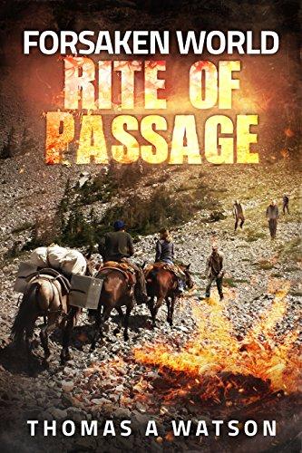 Forsaken World: Rite of Passage (Book 3) by [Thomas A Watson, Christian Bentulan, Sabrina Jean]