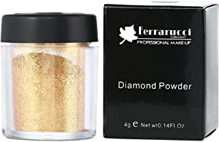 Ferrarucci Diamond Powder - FDE26 Gold, 4g