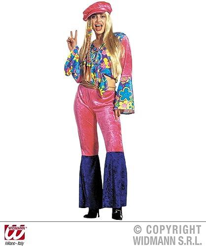 comprar mejor Desconocido Déguisement hippie femme femme femme (S - 36 38)  punto de venta barato