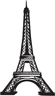 Best cardboard eiffel tower decorations Reviews