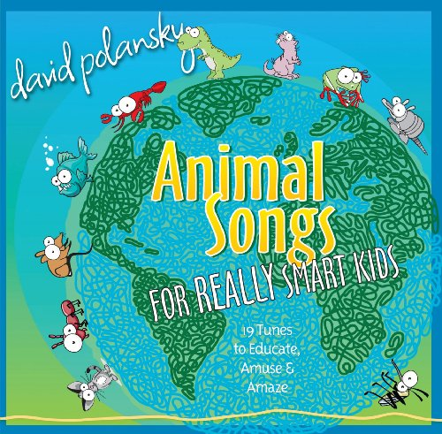Price comparison product image Animal Songs for Really Smart Kids