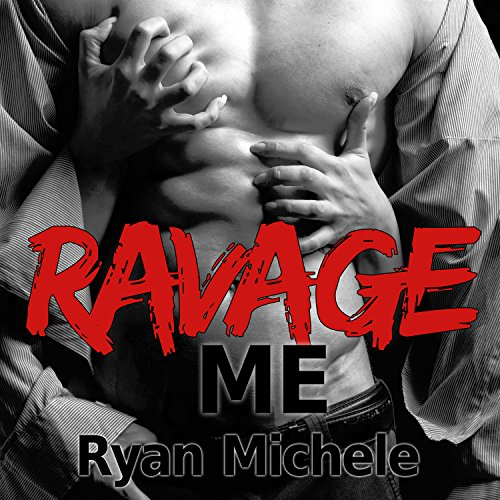 Ravage Me audiobook cover art