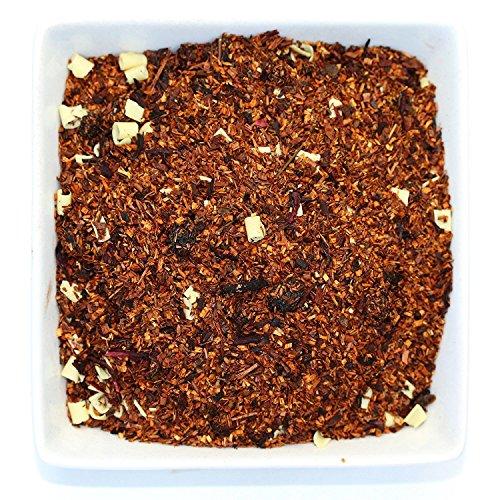 Tealyra - Vanilla Berry Truffle Rooibos - Red Bush - Hibiscus - Chocolate - Herbal Loose Leaf Tea - Caffeine-Free - Relax Tea - All Natural - 110g (4-ounce)