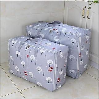 CGS2 Modèle joli sac en tissu de stockage, grand organisateur pour coussins pliables, vêtements de l'Organisateur de stock...
