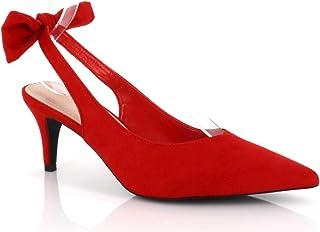 chaussures de sport 6dcf8 64d3c Amazon.fr : escarpins femme sexy - 4 étoiles & plus ...