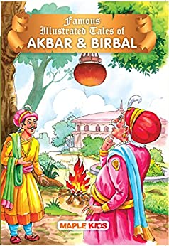 Akbar and Birbal (Illustrated) by [Compiled by Maple Press, Maple Press]