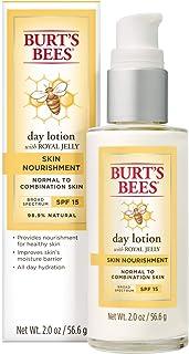 Burt's Bees Skin Nourishment Day Lotion SPF15, 56.6g