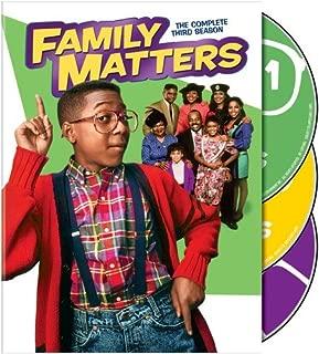 Family Matters:S3 (DVD)