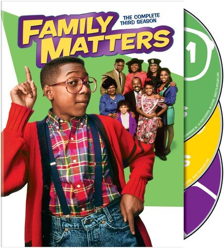 Family Matters: Season 3 [RC 1]